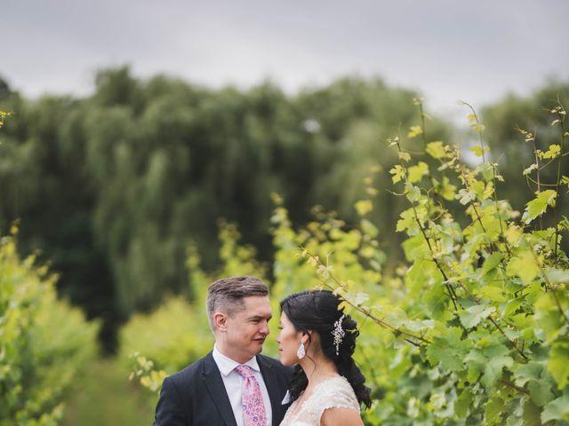 Denis and Stephen's wedding in Vineland, Ontario 76