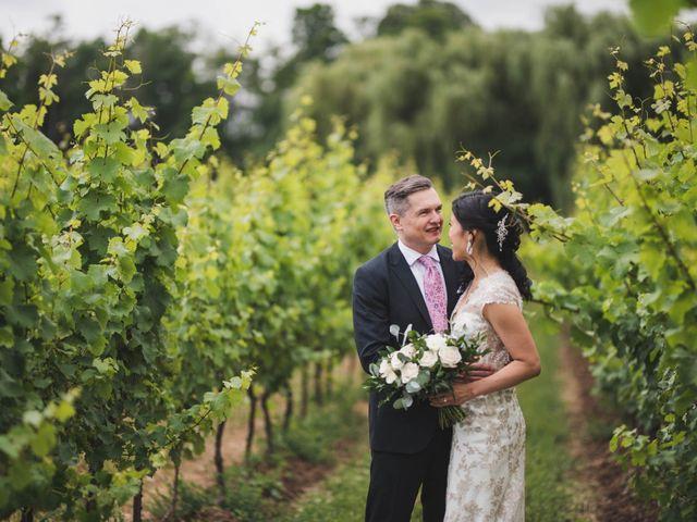 Denis and Stephen's wedding in Vineland, Ontario 77