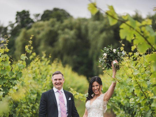 Denis and Stephen's wedding in Vineland, Ontario 78