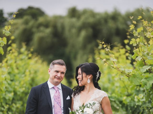 Denis and Stephen's wedding in Vineland, Ontario 80