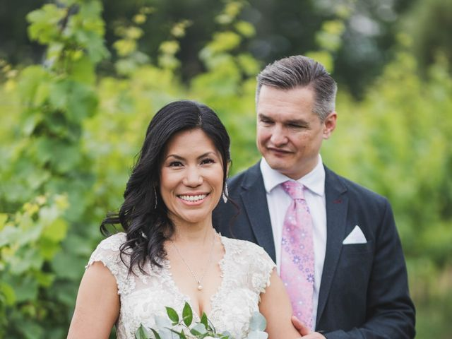Denis and Stephen's wedding in Vineland, Ontario 95