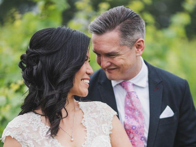 Denis and Stephen's wedding in Vineland, Ontario 98