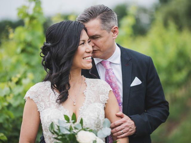Denis and Stephen's wedding in Vineland, Ontario 99