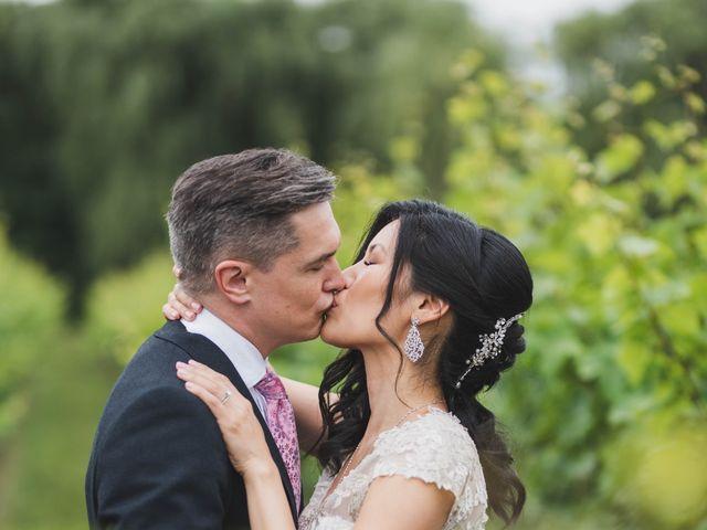 Denis and Stephen's wedding in Vineland, Ontario 100
