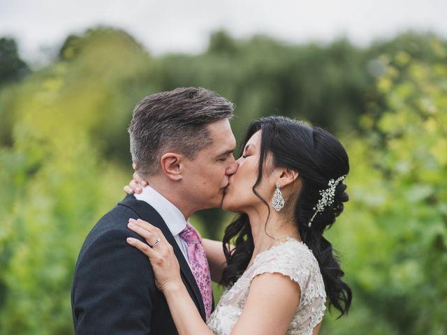 Denis and Stephen's wedding in Vineland, Ontario 101