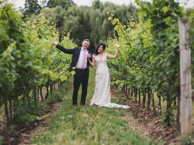 Denis and Stephen's wedding in Vineland, Ontario 105