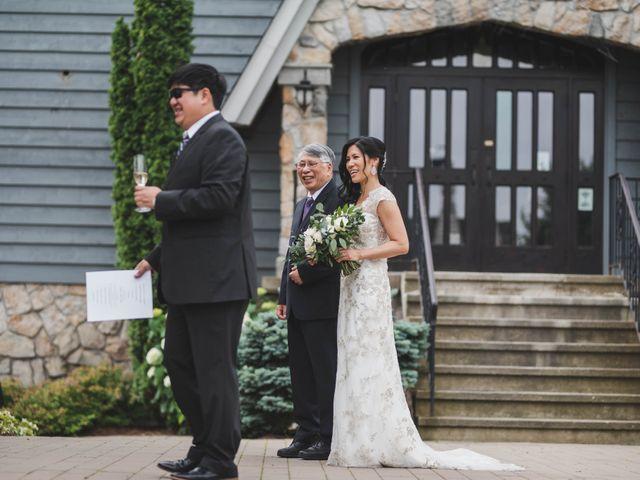 Denis and Stephen's wedding in Vineland, Ontario 109