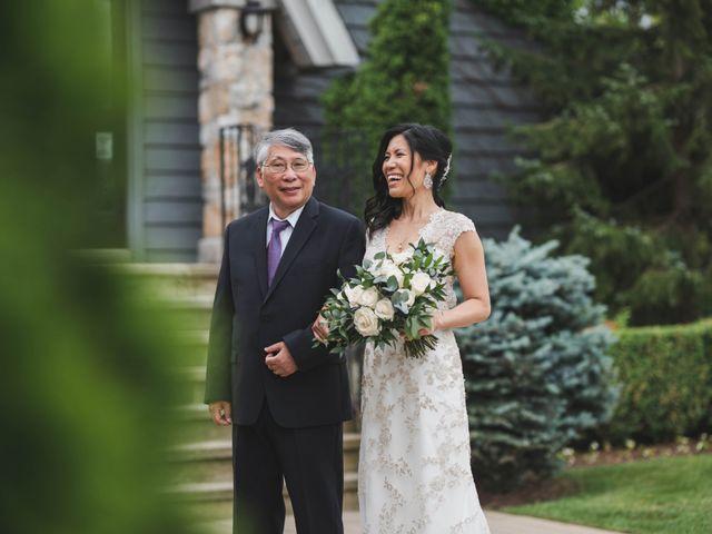 Denis and Stephen's wedding in Vineland, Ontario 110