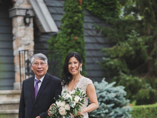 Denis and Stephen's wedding in Vineland, Ontario 111