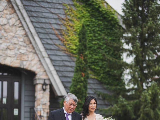 Denis and Stephen's wedding in Vineland, Ontario 115