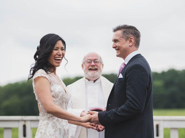 Denis and Stephen's wedding in Vineland, Ontario 121