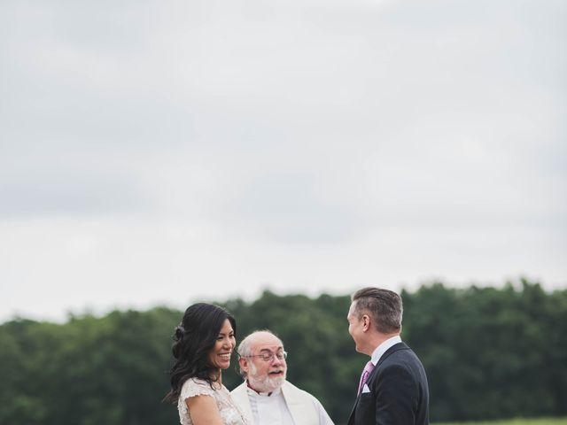 Denis and Stephen's wedding in Vineland, Ontario 122