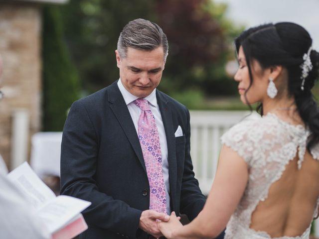 Denis and Stephen's wedding in Vineland, Ontario 124