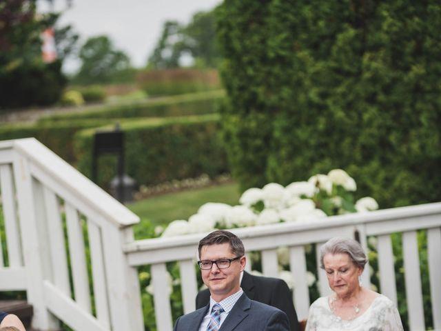 Denis and Stephen's wedding in Vineland, Ontario 127