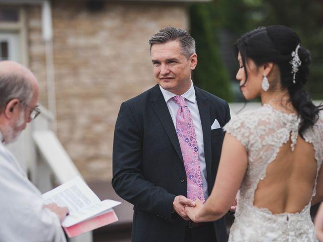Denis and Stephen's wedding in Vineland, Ontario 128