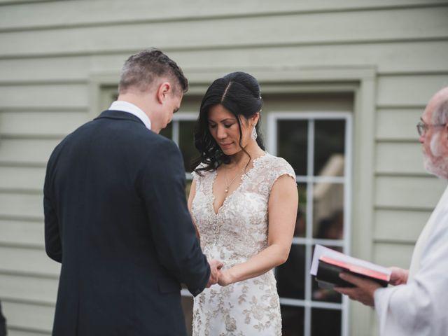 Denis and Stephen's wedding in Vineland, Ontario 129