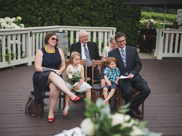 Denis and Stephen's wedding in Vineland, Ontario 132