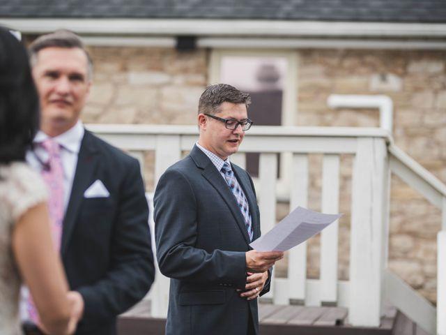 Denis and Stephen's wedding in Vineland, Ontario 135