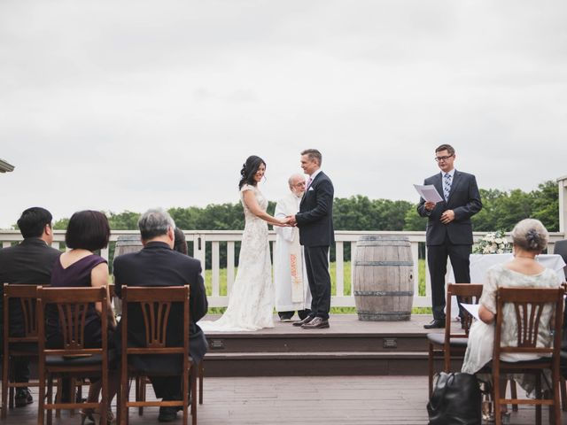 Denis and Stephen's wedding in Vineland, Ontario 136
