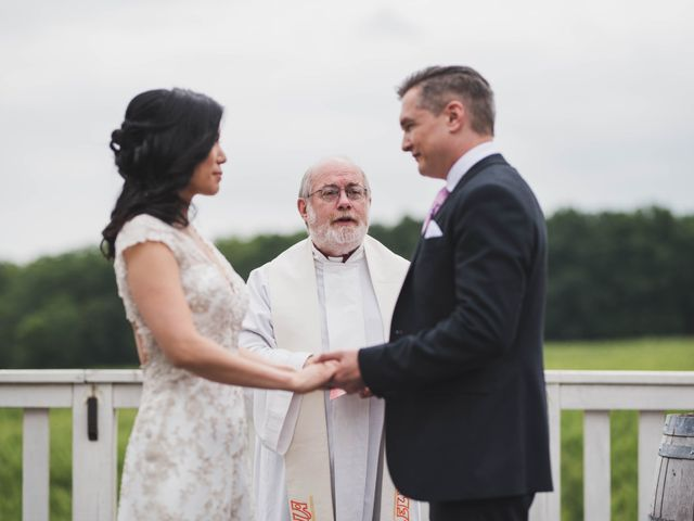 Denis and Stephen's wedding in Vineland, Ontario 137