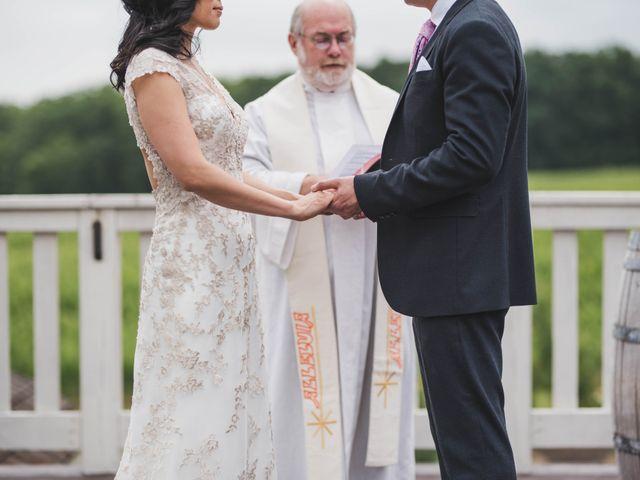 Denis and Stephen's wedding in Vineland, Ontario 138