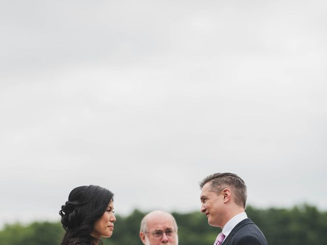 Denis and Stephen's wedding in Vineland, Ontario 142