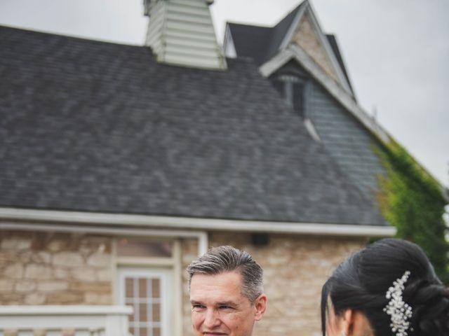 Denis and Stephen's wedding in Vineland, Ontario 149