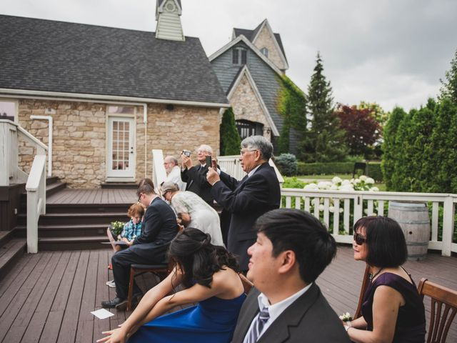 Denis and Stephen's wedding in Vineland, Ontario 152