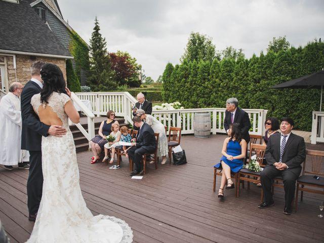 Denis and Stephen's wedding in Vineland, Ontario 153