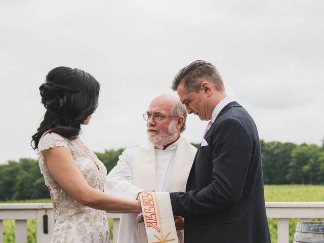 Denis and Stephen's wedding in Vineland, Ontario 154