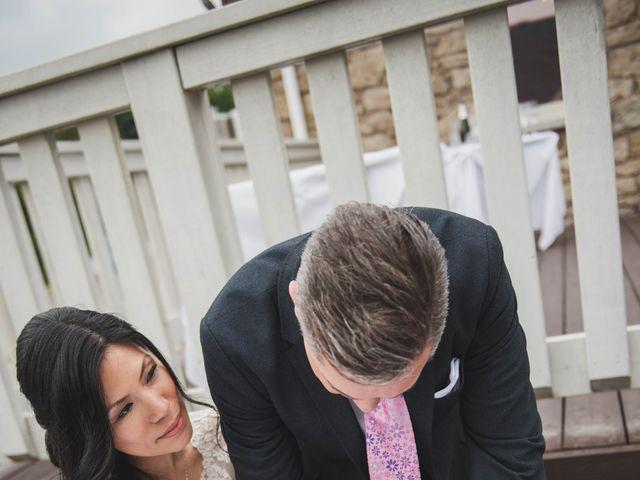 Denis and Stephen's wedding in Vineland, Ontario 162