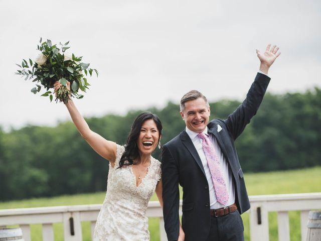 Denis and Stephen's wedding in Vineland, Ontario 165