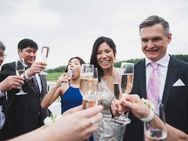 Denis and Stephen's wedding in Vineland, Ontario 173