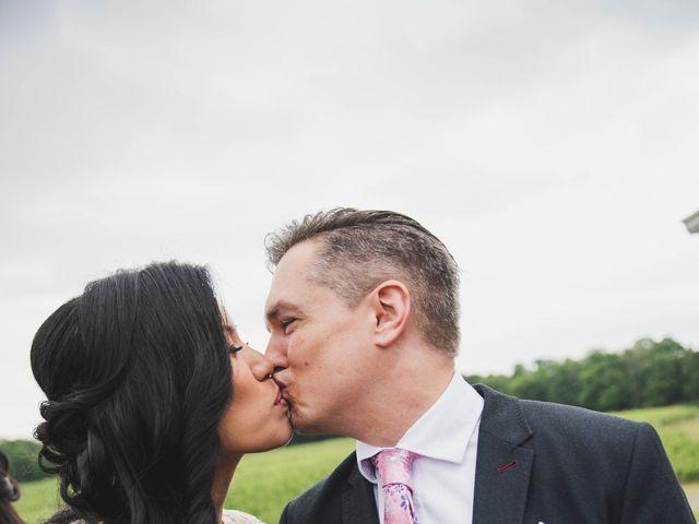 Denis and Stephen's wedding in Vineland, Ontario 175