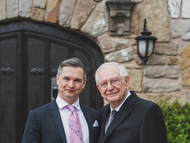 Denis and Stephen's wedding in Vineland, Ontario 192