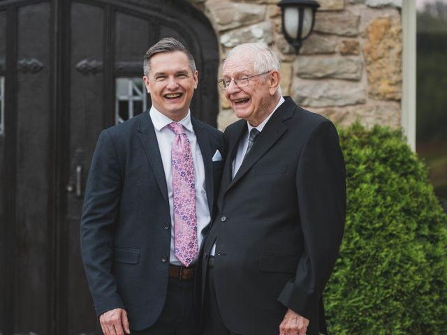 Denis and Stephen's wedding in Vineland, Ontario 193
