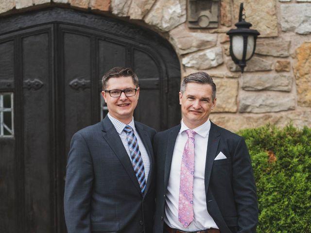 Denis and Stephen's wedding in Vineland, Ontario 194