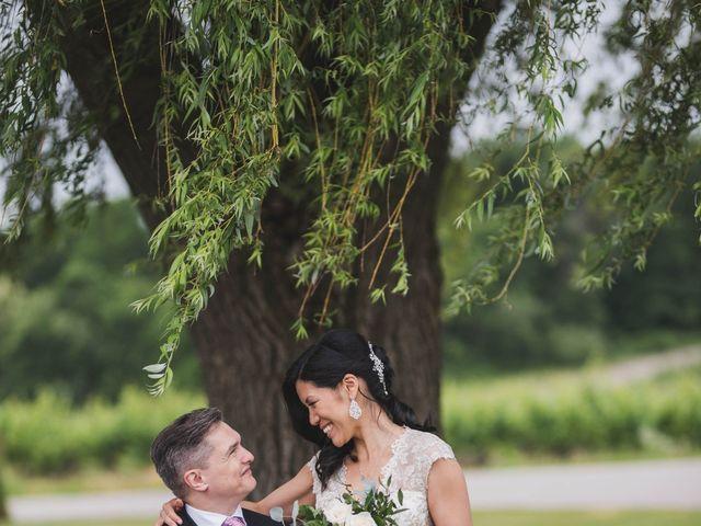 Denis and Stephen's wedding in Vineland, Ontario 214