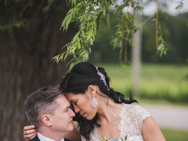 Denis and Stephen's wedding in Vineland, Ontario 216