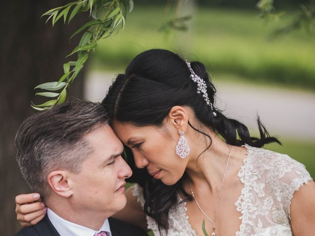 Denis and Stephen's wedding in Vineland, Ontario 217