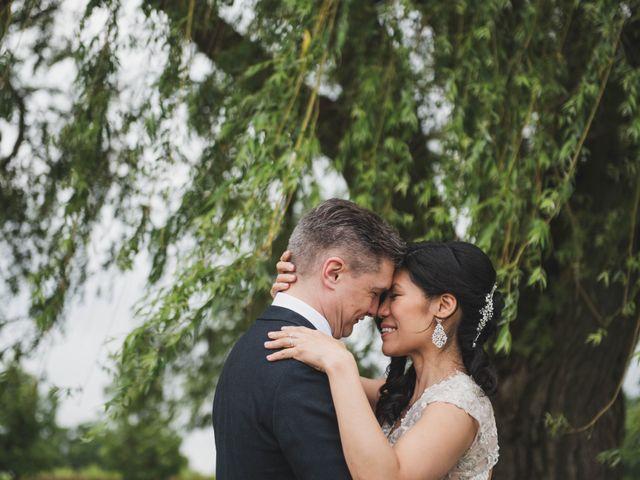 Denis and Stephen's wedding in Vineland, Ontario 222