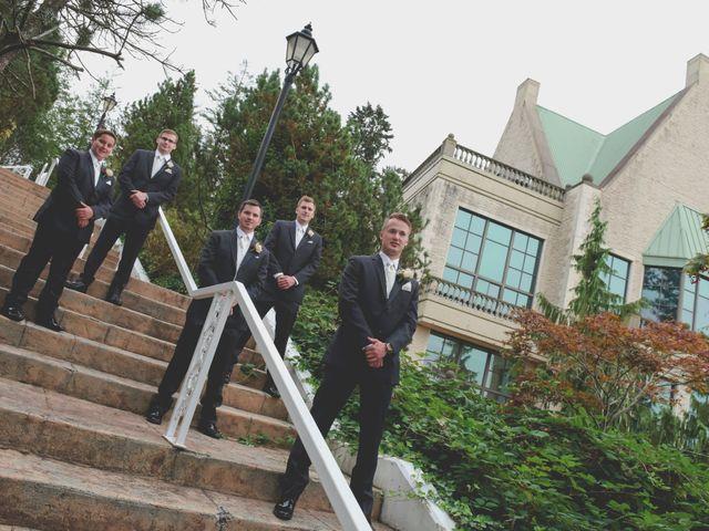 Chris and Brittney's wedding in Pitt Meadows, British Columbia 12
