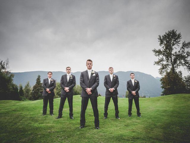 Chris and Brittney's wedding in Pitt Meadows, British Columbia 13