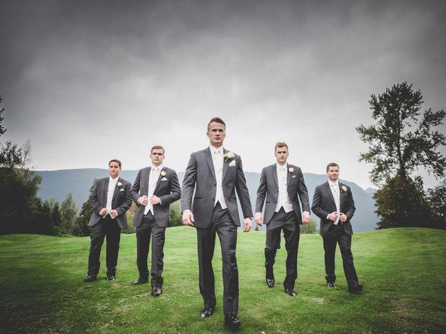 Chris and Brittney's wedding in Pitt Meadows, British Columbia 15