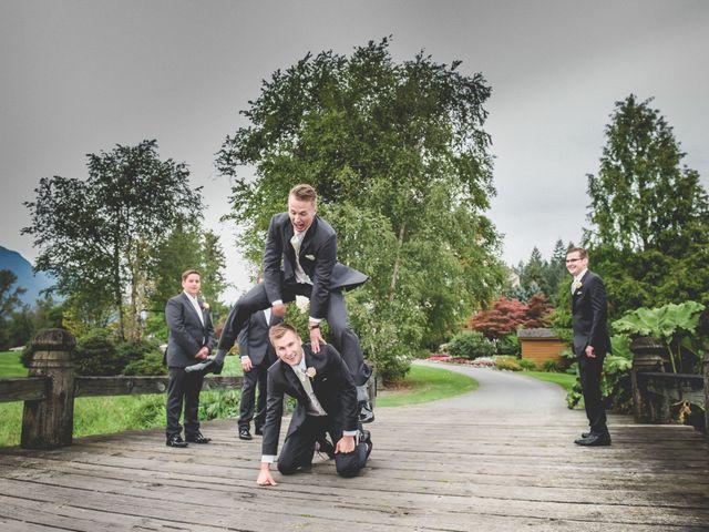 Chris and Brittney's wedding in Pitt Meadows, British Columbia 17