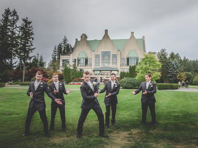 Chris and Brittney's wedding in Pitt Meadows, British Columbia 18