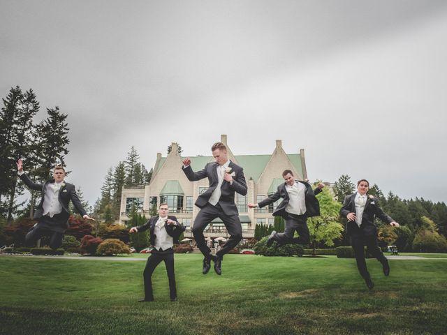 Chris and Brittney's wedding in Pitt Meadows, British Columbia 19