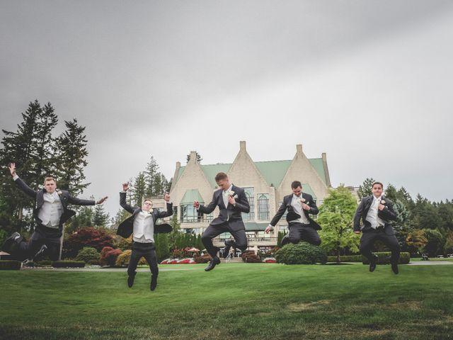 Chris and Brittney's wedding in Pitt Meadows, British Columbia 20