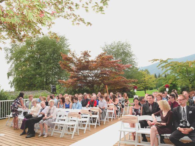 Chris and Brittney's wedding in Pitt Meadows, British Columbia 22
