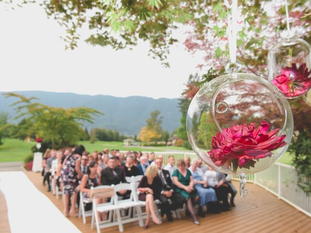 Chris and Brittney's wedding in Pitt Meadows, British Columbia 23